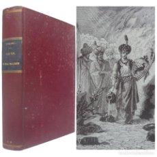 Libros antiguos: 1930 - LAS MIL Y UNA NOCHES. CUENTOS ARABES - ANTIGUA EDICIÓN ILUSTRADA CON LÁMINAS - ORIENTE. Lote 195238673