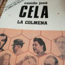 Libros antiguos: LA COLMENA CAMILO JOSÉ CELA. Lote 195264533