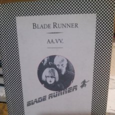 Libros antiguos: BLADE RUNNER - AA. VV. TUSQUETS EDITORIAL.. Lote 195319941