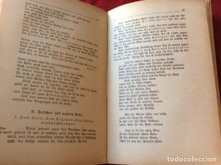 Libros antiguos: Dios y el mundo Voces de líderes humanos, Lietz, Hermann, 1919. Ilustrado. Envio grátis. - Foto 5 - 195328322
