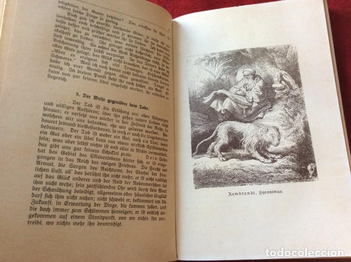 Libros antiguos: Dios y el mundo Voces de líderes humanos, Lietz, Hermann, 1919. Ilustrado. Envio grátis. - Foto 6 - 195328322