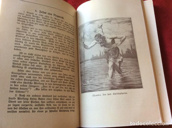Libros antiguos: Dios y el mundo Voces de líderes humanos, Lietz, Hermann, 1919. Ilustrado. Envio grátis. - Foto 8 - 195328322