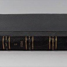 Libros antiguos: EXAMEN CRÍTICO DE LAS REVOLUCIONES DE ESPAÑA DE 1820 Á 1823 Y DE 1836. TOMO II.. Lote 195371973