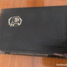 Libros antiguos: VIRGILIO HORACIO. OBRAS COMPLETAS. AGUILAR. JOYA.1952. Lote 195491766