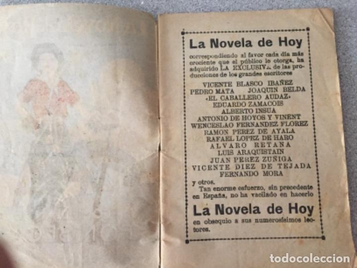 Libros antiguos: La novela de hoy. El comediante Fonseca - Foto 2 - 195607148