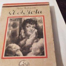 Libros antiguos: EL IDIOTA TOMO LL ED,SATURNINO CALLEJA.. Lote 195682758