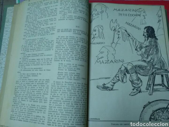 VEINTE AÑOS DESPUÈS (DOS TOMOS EN UNO) ALEJANDRO DUMAS . ED. MOLINO (Libros antiguos (hasta 1936), raros y curiosos - Literatura - Narrativa - Clásicos)