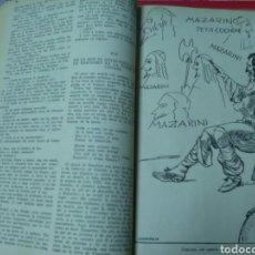 Libros antiguos: VEINTE AÑOS DESPUÈS (DOS TOMOS EN UNO) ALEJANDRO DUMAS . ED. MOLINO. Lote 195771623