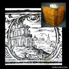 Libros antiguos: AÑO 1765 PRIMERA EDICIÓN CICERÓN SOLO 2 EN ESPAÑA HISTORIA RAZONADA DISCURSOS GRABADOS FILÍPICAS. Lote 195776746