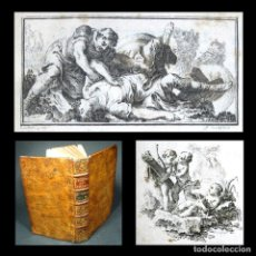 Libros antiguos: AÑO 1749 ESQUILO EURÍPIDES SÓFOCLES ELECTRA SOLO 2 EN EL MUNDO! TEATRO ANTIGUA GRECIA TRAGEDIAS. Lote 195883362