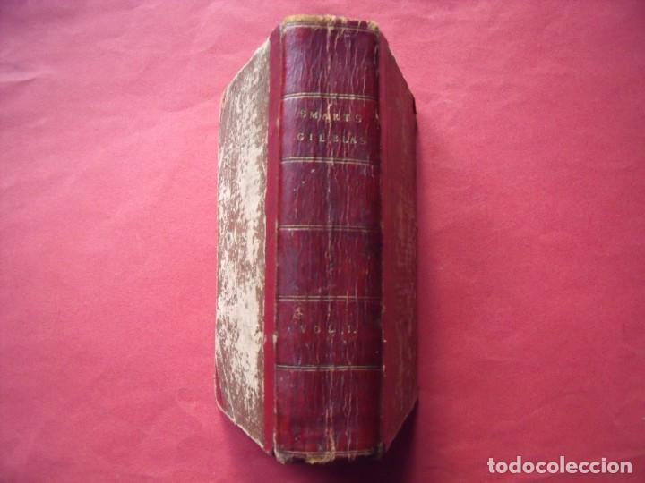Libros antiguos: LESAGE.-MARTIN SMART.-LAS AVENTURAS DE GIL BLAS DE SANTILLANA.-GRABADOS.-COLOREADOS.-LONDRES.-1807. - Foto 5 - 196007231