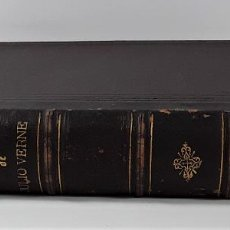 Libros antiguos: BIBLIOTECA ILUSTRADA DE GASPAR Y ROIG. JULIO VERNE. MADRID. 1879/1883.. Lote 196590021