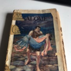 Libros antiguos: SALOMÉ. Lote 197200261