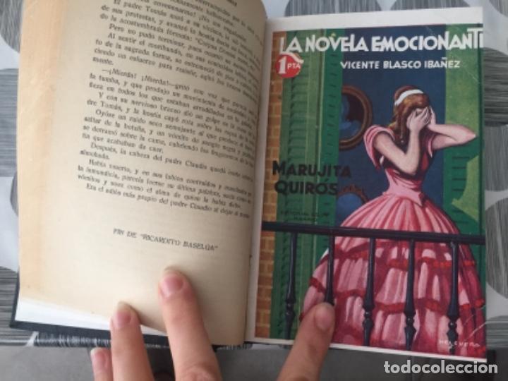 Libros antiguos: La araña negra. Tomo III. Vicente Blasco Ibáñez - Foto 3 - 197415267