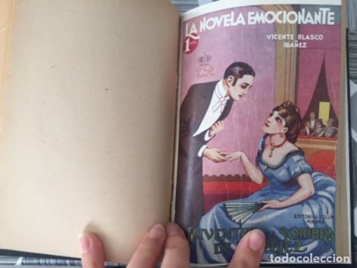 Libros antiguos: La araña negra. Tomo III. Vicente Blasco Ibáñez - Foto 4 - 197415267