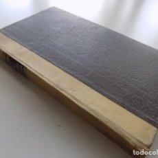 Libros antiguos: LIBRERIA GHOTICA. LUJOSA EDICIÓN EN PERGAMINO DE TIRSO DE MOLINA.EL BURLADOR DE SEVILLA.1930. Lote 197486045