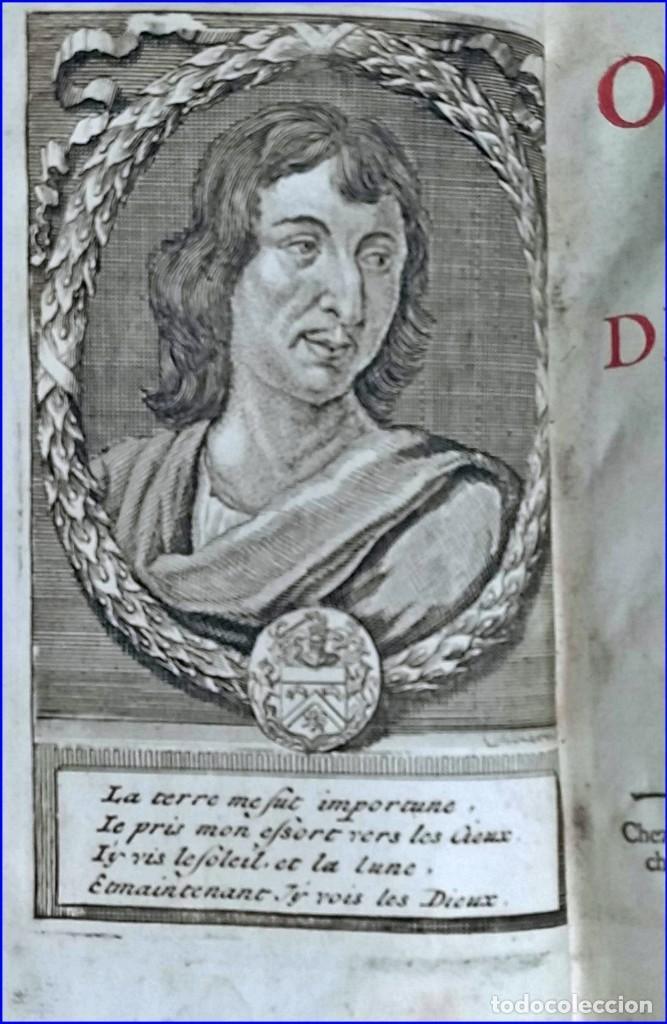 Libros antiguos: AÑO 1710: OBRAS DE CYRANO DE BERGERAC. - Foto 3 - 197608636