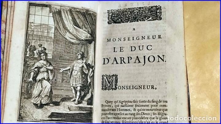 Libros antiguos: AÑO 1710: OBRAS DE CYRANO DE BERGERAC. - Foto 5 - 197608636