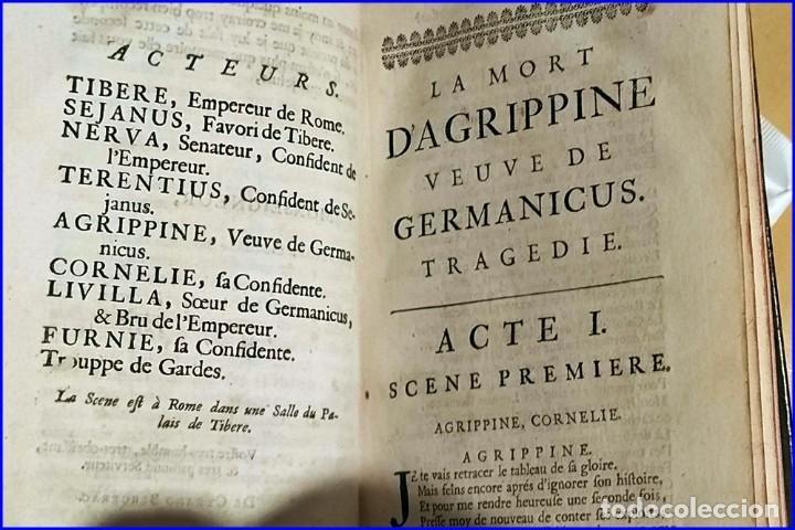 Libros antiguos: AÑO 1710: OBRAS DE CYRANO DE BERGERAC. - Foto 6 - 197608636