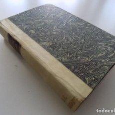 Libros antiguos: LIBRERIA GHOTICA. LUJOSA EDICIÓN DE PEDRO DE ALARCON. EL FINAL DE NORMA.1934. PERGAMINO.. Lote 197649353