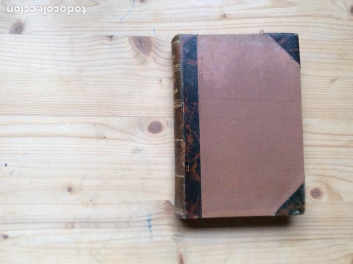 Libros antiguos: LAS 7 COLUMNAS - Foto 2 - 197779257