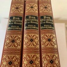 Libros antiguos: DON QUIJOTE DE LA MANCHA. Lote 197831307