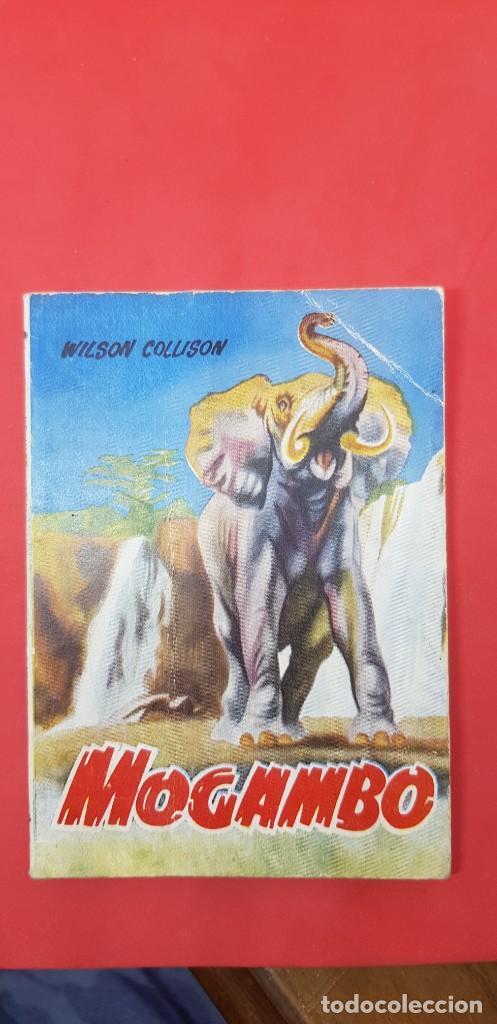 WILSON COLLISON 'MOGAMBO' ENC. PULGA AÑOS 50 (Libros antiguos (hasta 1936), raros y curiosos - Literatura - Narrativa - Clásicos)