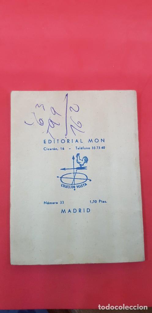 Libros antiguos: HISTORIA DEL AUTOMOVIL - COLECCION VELETA Nº 33 - EDITORIAL MON libro en miniatura 7,5 x 10,5cms - Foto 2 - 197832663