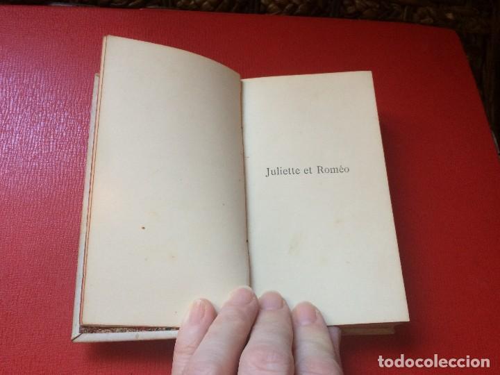 Libros antiguos: juliette et roméo por luigi da porto colección guillaume paris en francés s xix - Foto 7 - 198044277