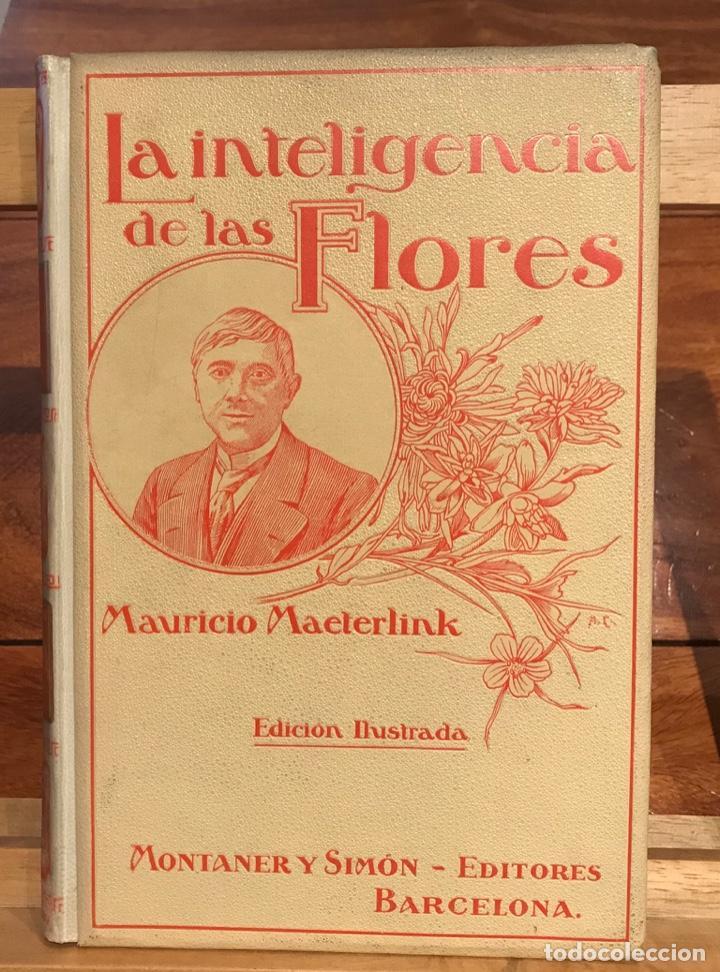 mauricio maeterlinck, la inteligencia de las fl - Comprar Libros ...
