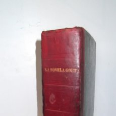 Libros antiguos: # LA NOVELA CORTA, AÑO 1916 -17, - 23 NOVELISTAS ILUSTRES #. Lote 198194228