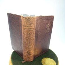 Libros antiguos: ESCENAS MATRITENSES. RAMÓN DE MESONERO ROMANOS. AGUILAR. MADRID. 1945. CORTES DECORADOS.. Lote 198344483
