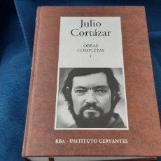 Libros antiguos: RBA INSTITUTO CERVANTES OBRAS COMPLETAS JULIO CORTAZAR RAYUELA BUEN ESTADO . Lote 198504193