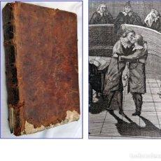 Libros antiguos: AÑO 1770: VIAJE DE MENDEZ PINTO. ILUSTRADO. SIGLO XVIII. MUY RARO.. Lote 198613052