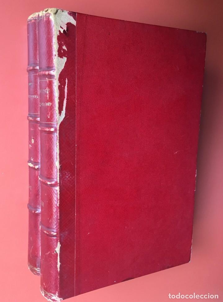 Libros antiguos: TRILOGÍA LOS TRES MOSQUETEROS - DUMAS - CROMOLITOGRAFÍAS - F. SEIX EDITOR - 3 VOL. EN 2 TOMOS - Foto 6 - 198638027