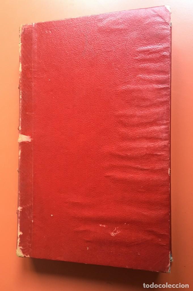 Libros antiguos: TRILOGÍA LOS TRES MOSQUETEROS - DUMAS - CROMOLITOGRAFÍAS - F. SEIX EDITOR - 3 VOL. EN 2 TOMOS - Foto 21 - 198638027