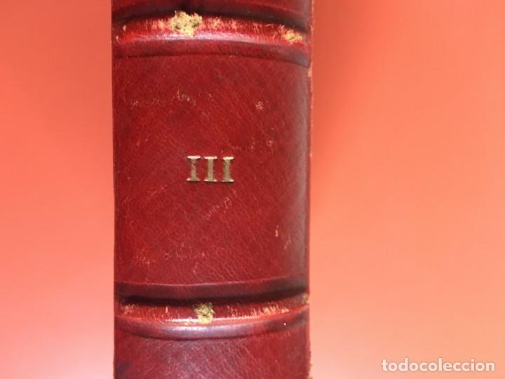 Libros antiguos: TRILOGÍA LOS TRES MOSQUETEROS - DUMAS - CROMOLITOGRAFÍAS - F. SEIX EDITOR - 3 VOL. EN 2 TOMOS - Foto 24 - 198638027