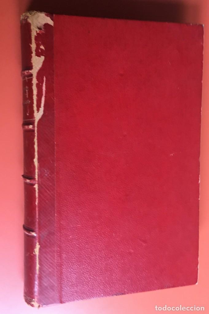 Libros antiguos: TRILOGÍA LOS TRES MOSQUETEROS - DUMAS - CROMOLITOGRAFÍAS - F. SEIX EDITOR - 3 VOL. EN 2 TOMOS - Foto 31 - 198638027