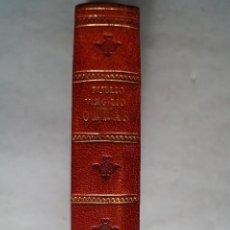 Libros antiguos: OBRAS COMPLETAS DE VIRGILIO.. Lote 198730763