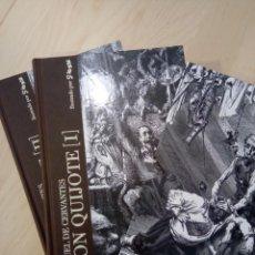 Libros antiguos: DON QUIJOTE ILUSTRADO POR DORÉ - DOS TOMOS. Lote 199229777