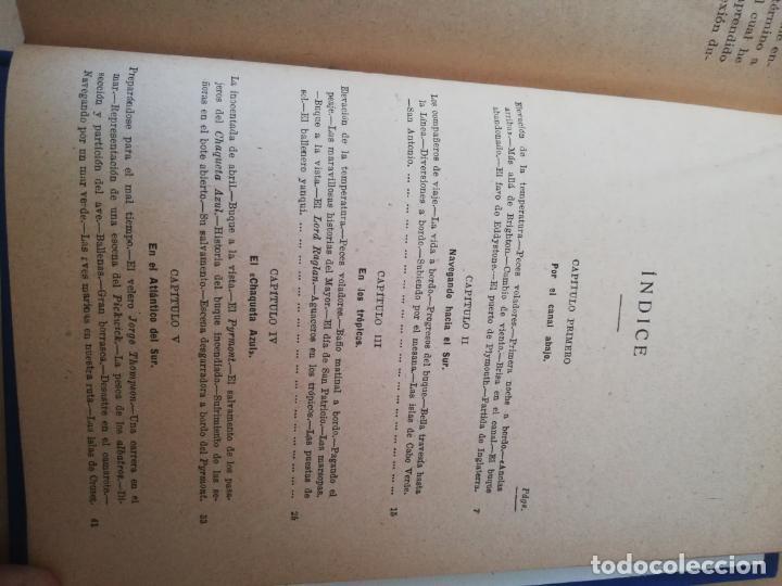Libros antiguos: PAGES CHOISIES DES GRANDS ECRIVAINS, HENRI HEINE. 1909 - Foto 4 - 199452142