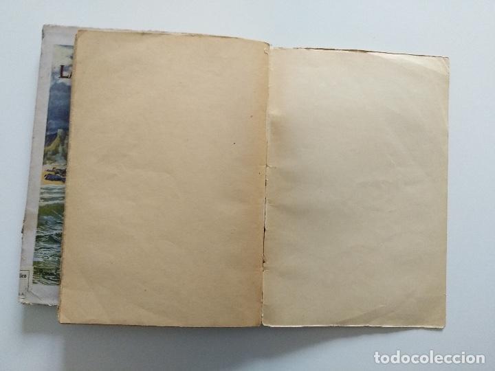 Libros antiguos: LA ISLA MISTERIOSA - TOMOS I Y II - COMPLETO - JULIO VERNE - EDITORIAL RAMÓN SOPENA - BARCELONA 1940 - Foto 11 - 199321097