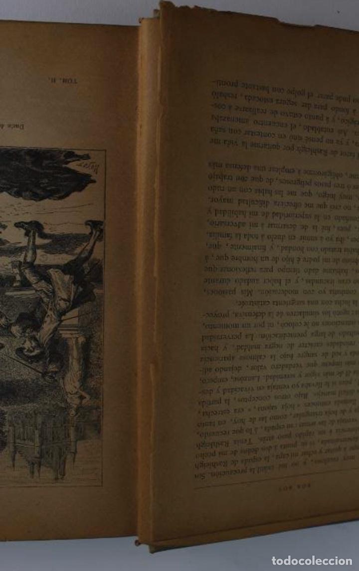 Libros antiguos: L-3389. ROB ROY, WALTER SCOTT. C. VERDAGUER IMPRESOR, EDITOR. BARCELONA. 1882. 2 TOMOS. - Foto 10 - 199587131