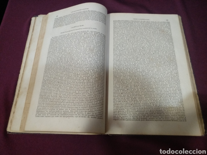Libros antiguos: Don quijote de la mancha, 1881, imprenta Luis tasso, primera edición económica, - Foto 5 - 199625385