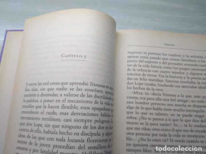 Libros antiguos: Tristana de Galdós - Foto 2 - 199645516