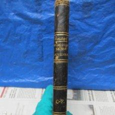 Libros antiguos: 1878. BALZAC. MEMORIAS DE DOS JÓVENES RECIEN CASADAS.. Lote 200183152