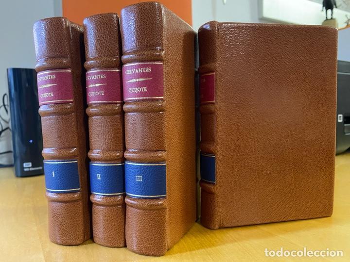 AÑO 1829.- DON QUIJOTE DE LA MANCHA. MIGUEL DE CERVANTES SAAVEDRA. MUY RARO (Libros antiguos (hasta 1936), raros y curiosos - Literatura - Narrativa - Clásicos)