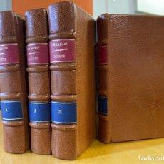 Libros antiguos: AÑO 1829.- DON QUIJOTE DE LA MANCHA. MIGUEL DE CERVANTES SAAVEDRA. MUY RARO. Lote 200397741