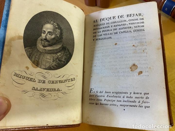 Libros antiguos: AÑO 1829.- DON QUIJOTE DE LA MANCHA. MIGUEL DE CERVANTES SAAVEDRA. MUY RARO - Foto 2 - 200397741