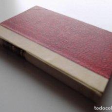 Libros antiguos: LIBRERIA GHOTICA. LUJOSA EDICIÓN EN PERGAMINO DE PUCHKIN.LA HIJA DEL CAPITAN Y LA NEVASCA.1940.. Lote 201567806
